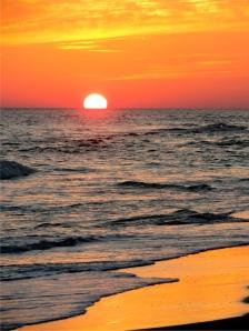 dad's sunset