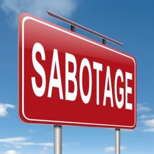 sabotage-sign